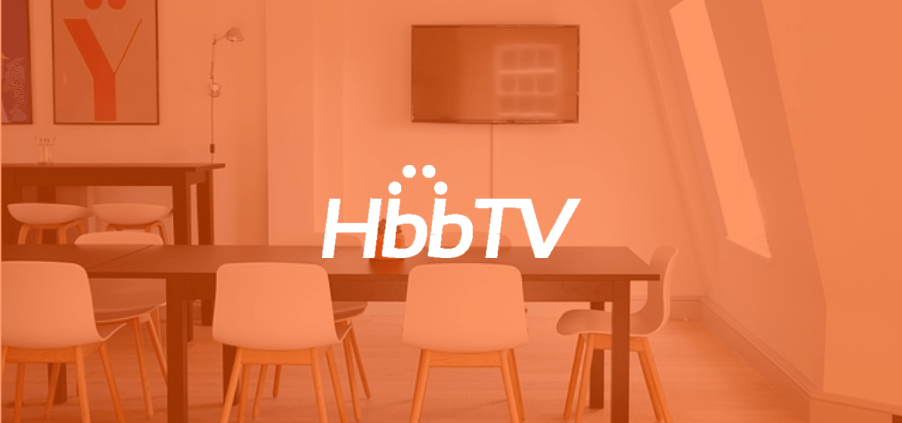 HbbTV s a European digital TV standard and has transformed into a global initiative in the last five years.