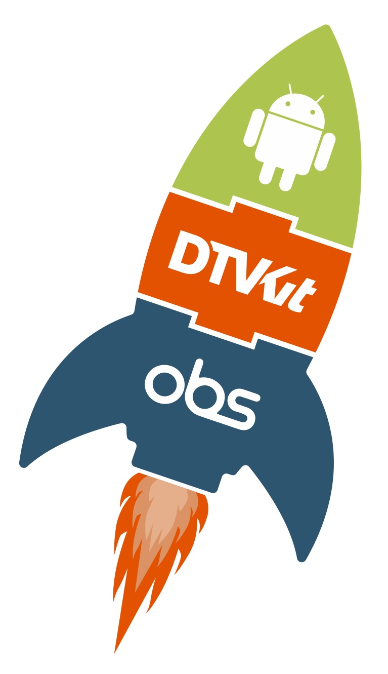 rocket android dtvkit obs