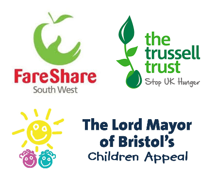 Bristol charity donations